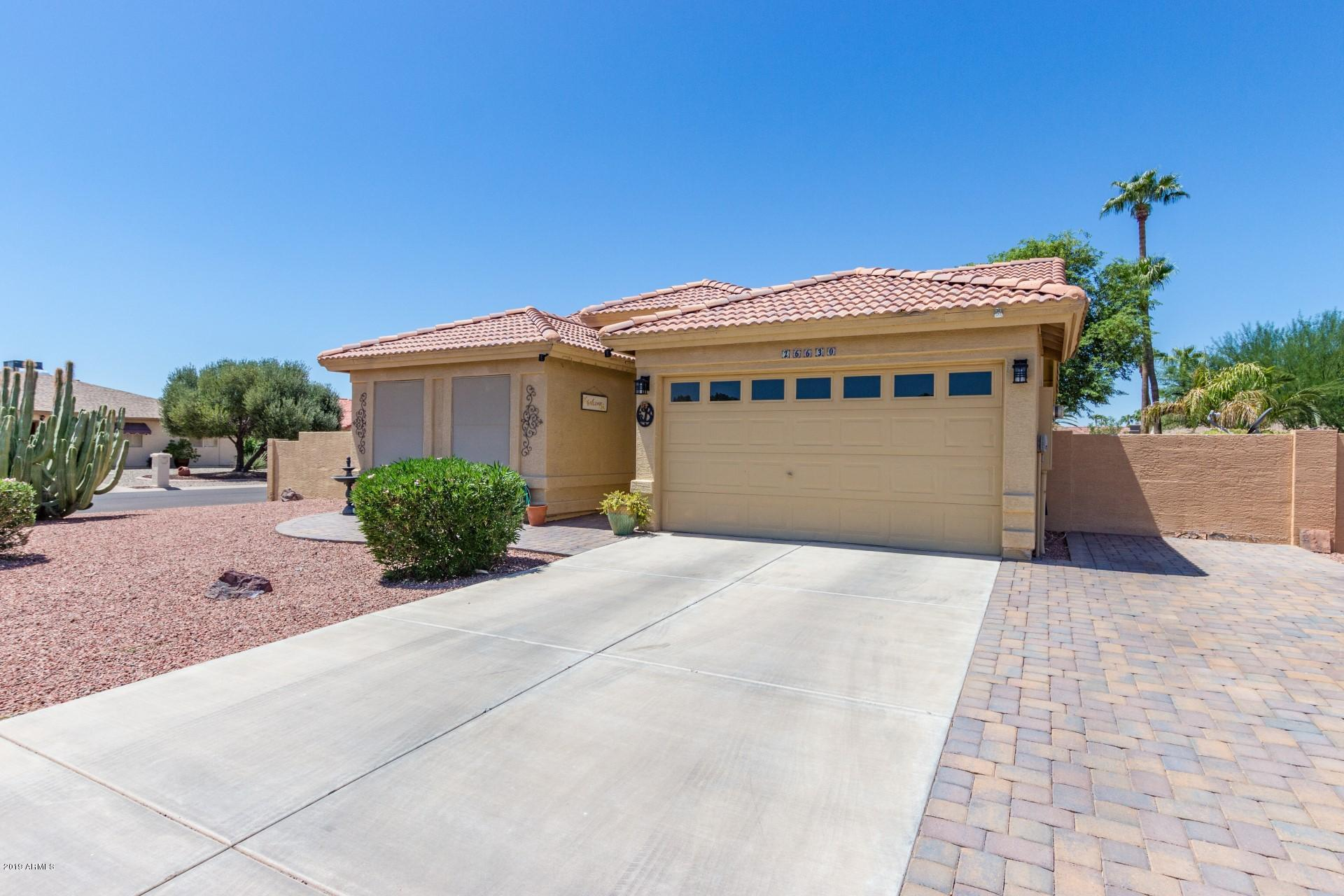 Photo of 26630 S LAKEWOOD Drive, Sun Lakes, AZ 85248
