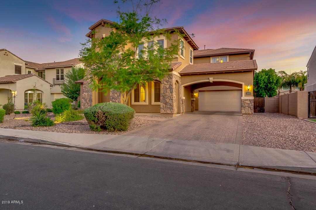 Photo of 2681 E HAMPTON Lane, Gilbert, AZ 85295