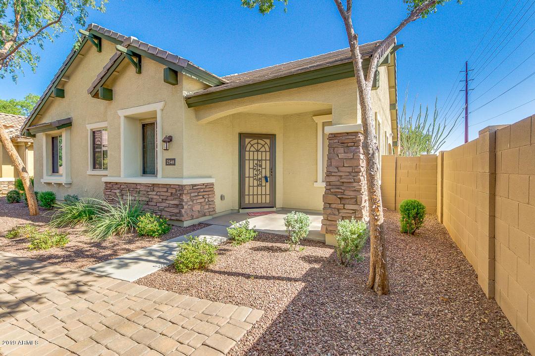 Photo of 2548 S PORTLAND Avenue, Gilbert, AZ 85295