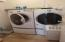 Includes this beautiful front loader washer and dryer!