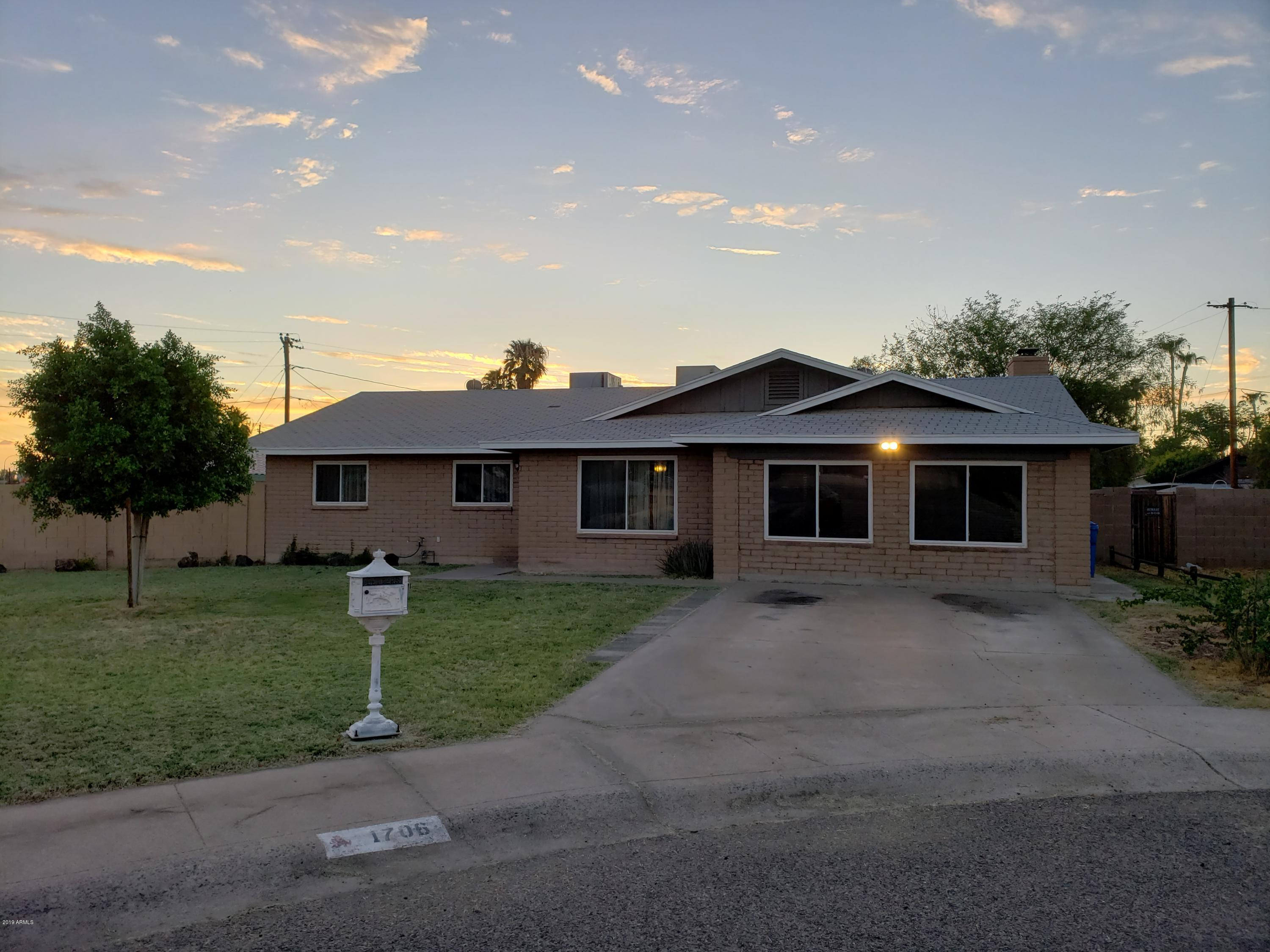 1706 W NORTHERN Avenue, North Mountain-Phoenix in Maricopa County, AZ 85021 Home for Sale