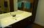 New sink fixture.