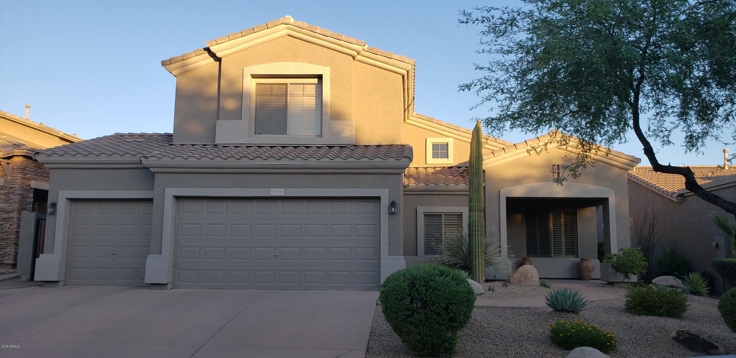 2731 W VIA BONA FORTUNA --, Anthem, Arizona