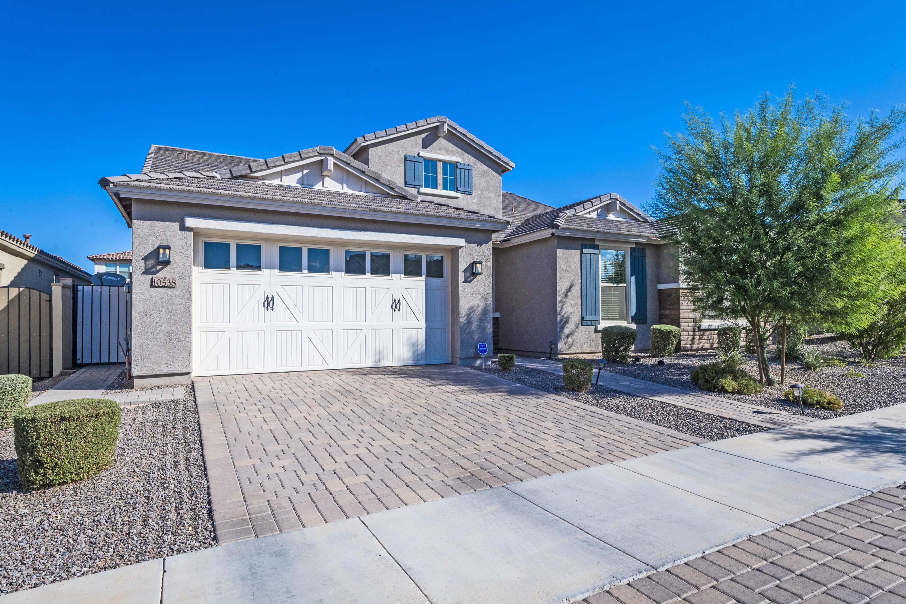 Photo of 10538 E SHEFFIELD Drive, Mesa, AZ 85212