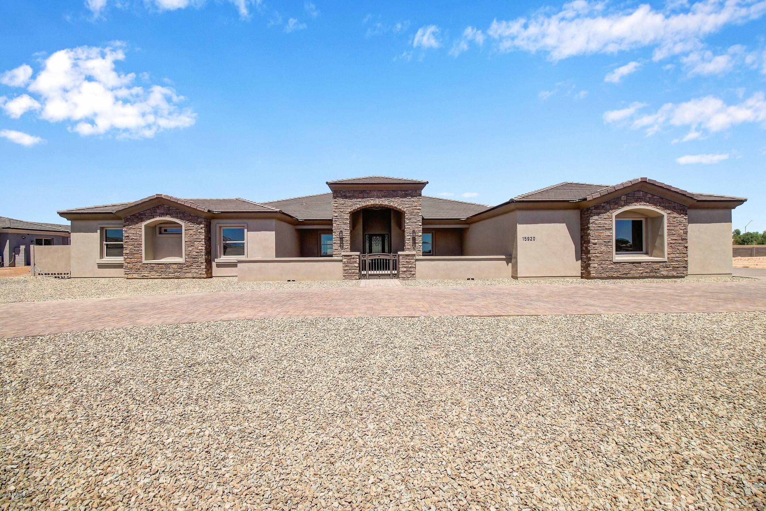 Photo of 15920 W DEANNE Drive NW, Waddell, AZ 85355