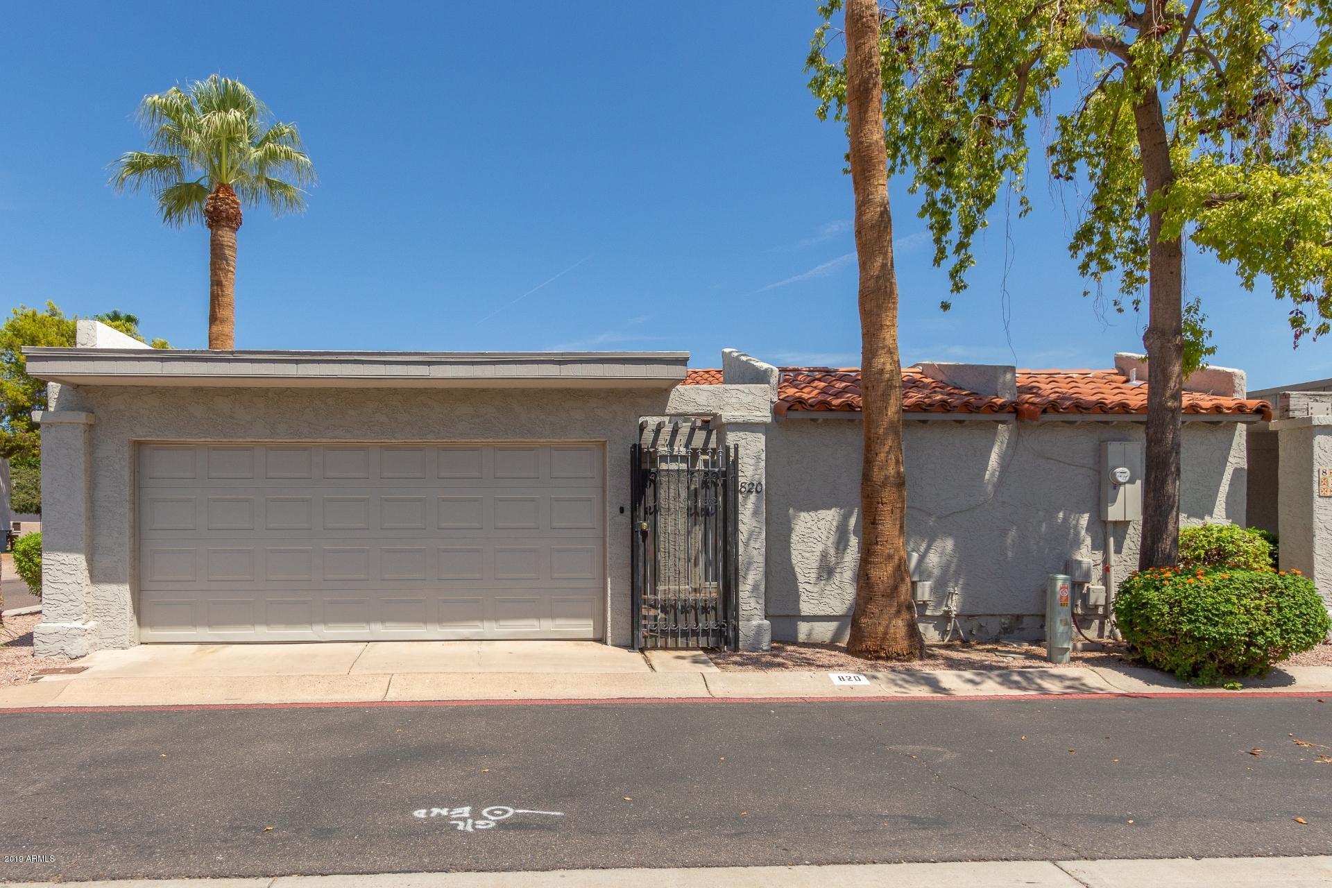 Photo of 820 E ORANGE Drive, Phoenix, AZ 85014