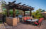 Love this covered bbq space!