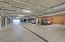 Underground parking with plenty of spaces