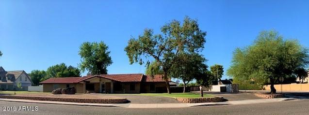 Photo of 6033 W SUNNYSIDE Drive, Glendale, AZ 85304