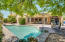 Private and lush backyard getaway