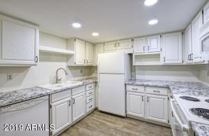 Located in the established Heritage Park Retirement community, this charming 1bd/1ba condo presents a retreat from the hectic city life while allowing its new owner convenient access to both the 101 and 51 to get around town. This completely updated and move-in ready condo will surely bring the ''wow'' factor! Whether spending a day by the community pool, taking a walk in the park next door, or simply enjoying the breathtaking downtown views and sunsets from this 4th story condo, this Arcadia Lite charmer is certain to provide an amazing value to its lucky new owner.