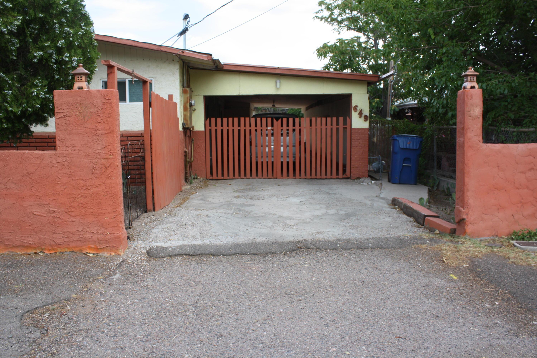 649 W Sonora Street