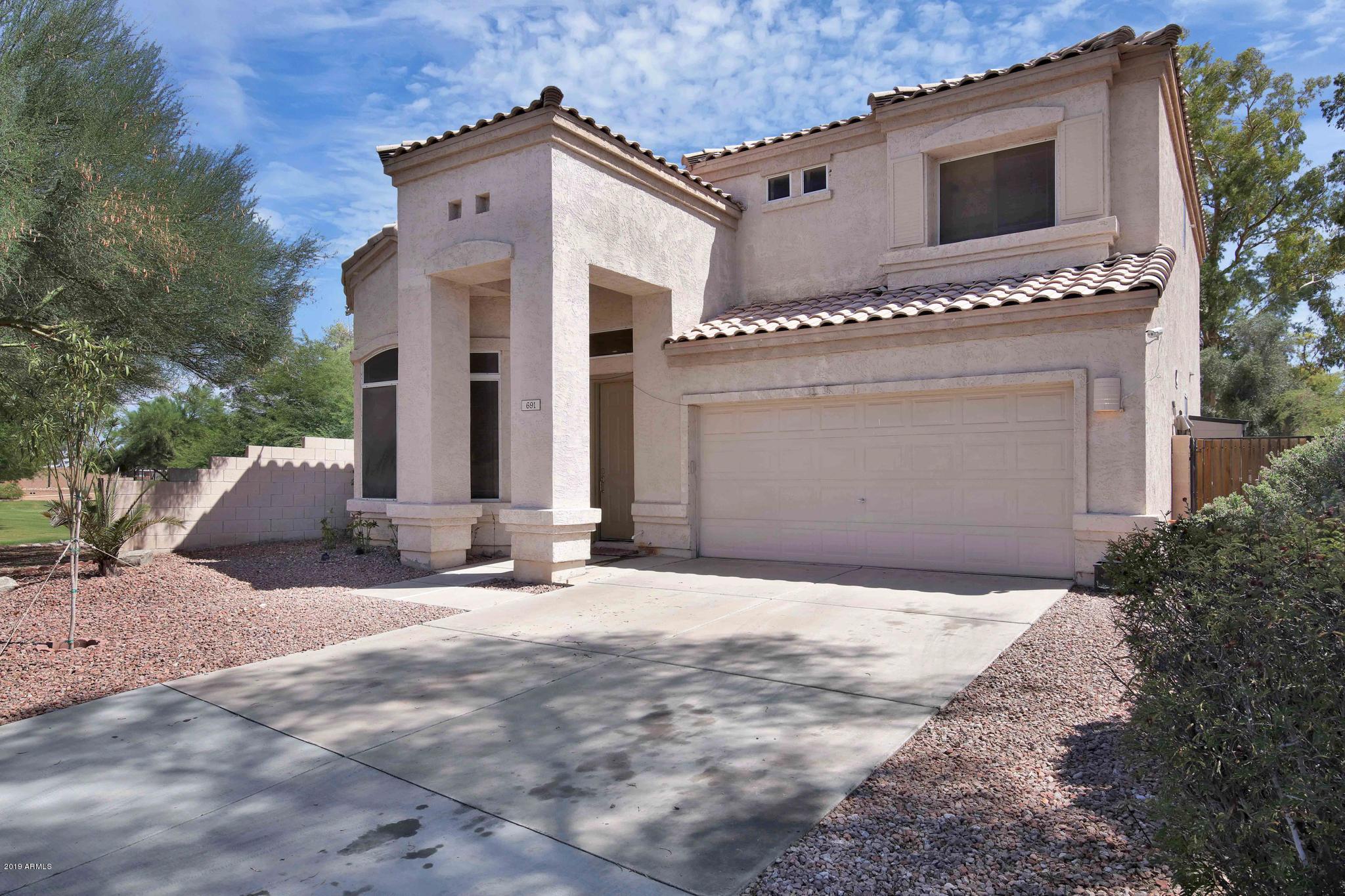 Photo of 691 W KENT Place, Chandler, AZ 85225