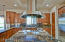 All custom cabinets and granite counters