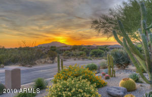This expansive front view allows you to enjoy our spectacular sunsets.