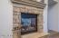Stone Two-Way Fireplace through to Bonus Room