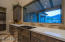 Stainless Steel Appliances and Farmhouse Sink