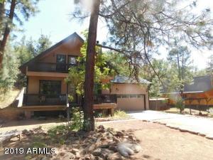 8425 W TURKEY RUN Drive, Pine, AZ 85544