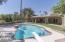 Large diving pool