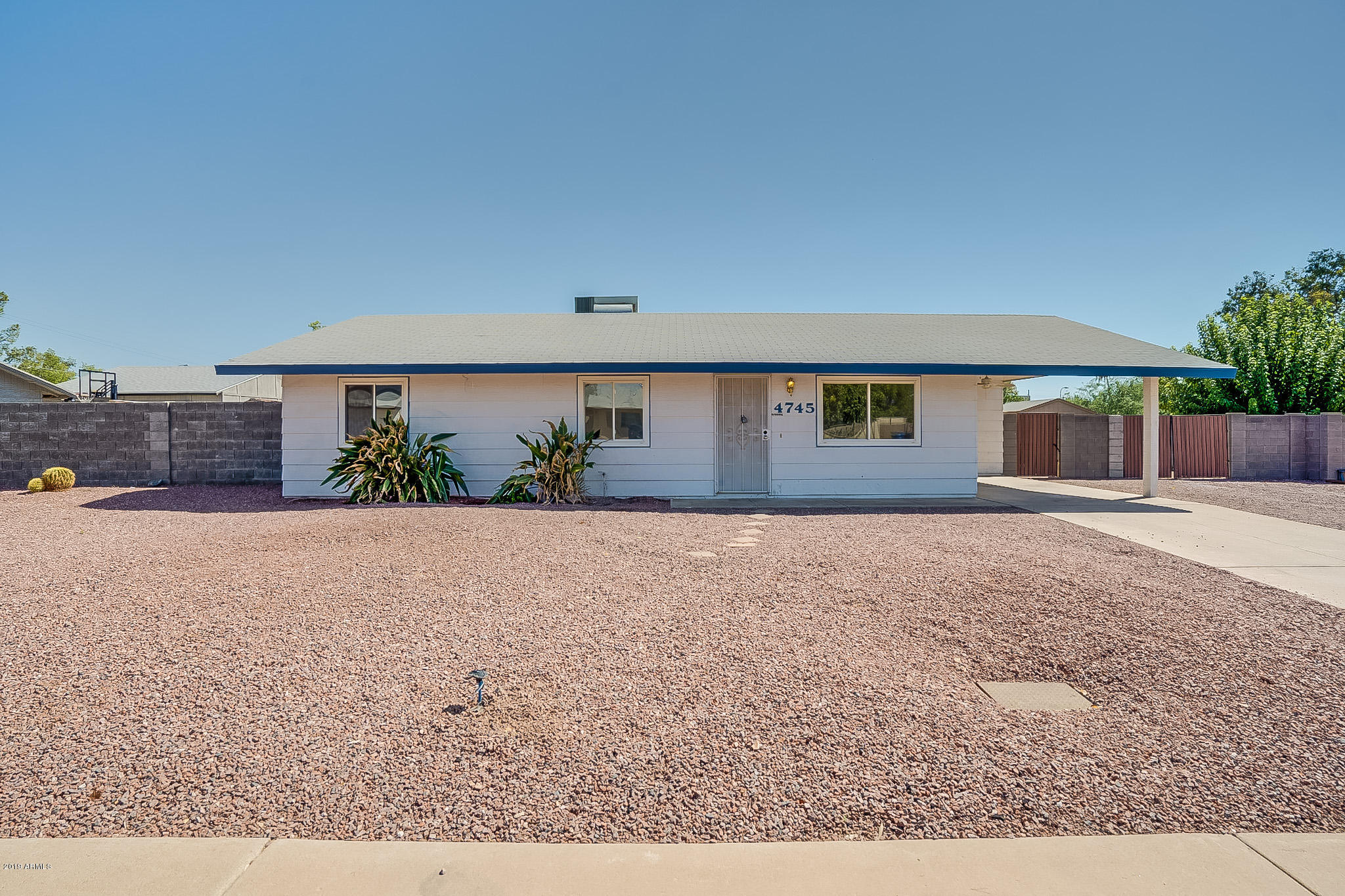 Photo of 4745 E GARY Street, Mesa, AZ 85205