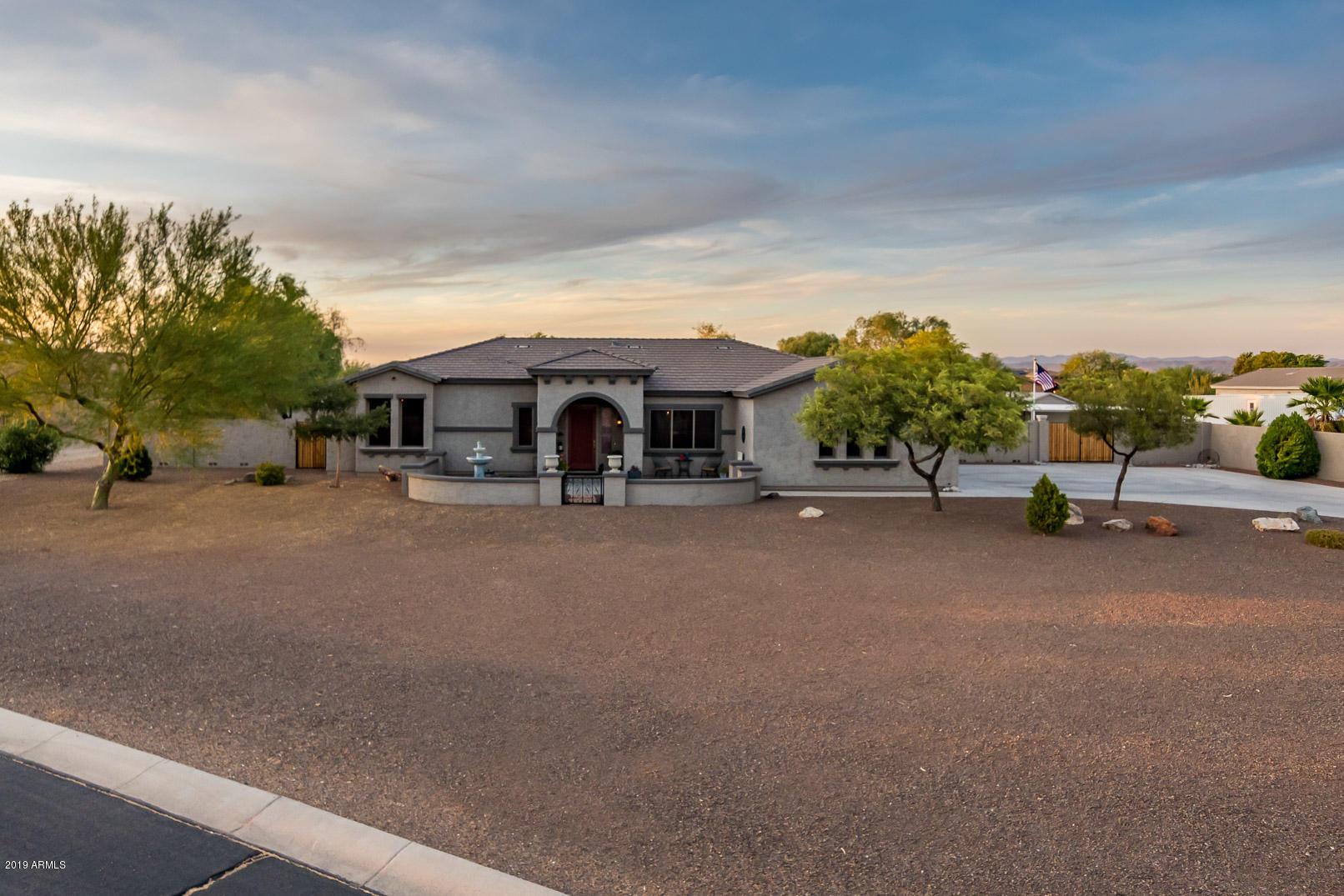 Photo of 23024 W SIERRA RIDGE Way, Wittmann, AZ 85361