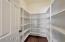 Huge upstairs storage closet