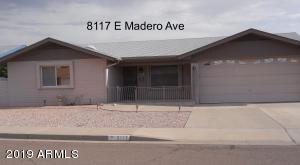 8117 E MADERO Avenue, Mesa, AZ 85209