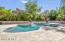 Pool with water features