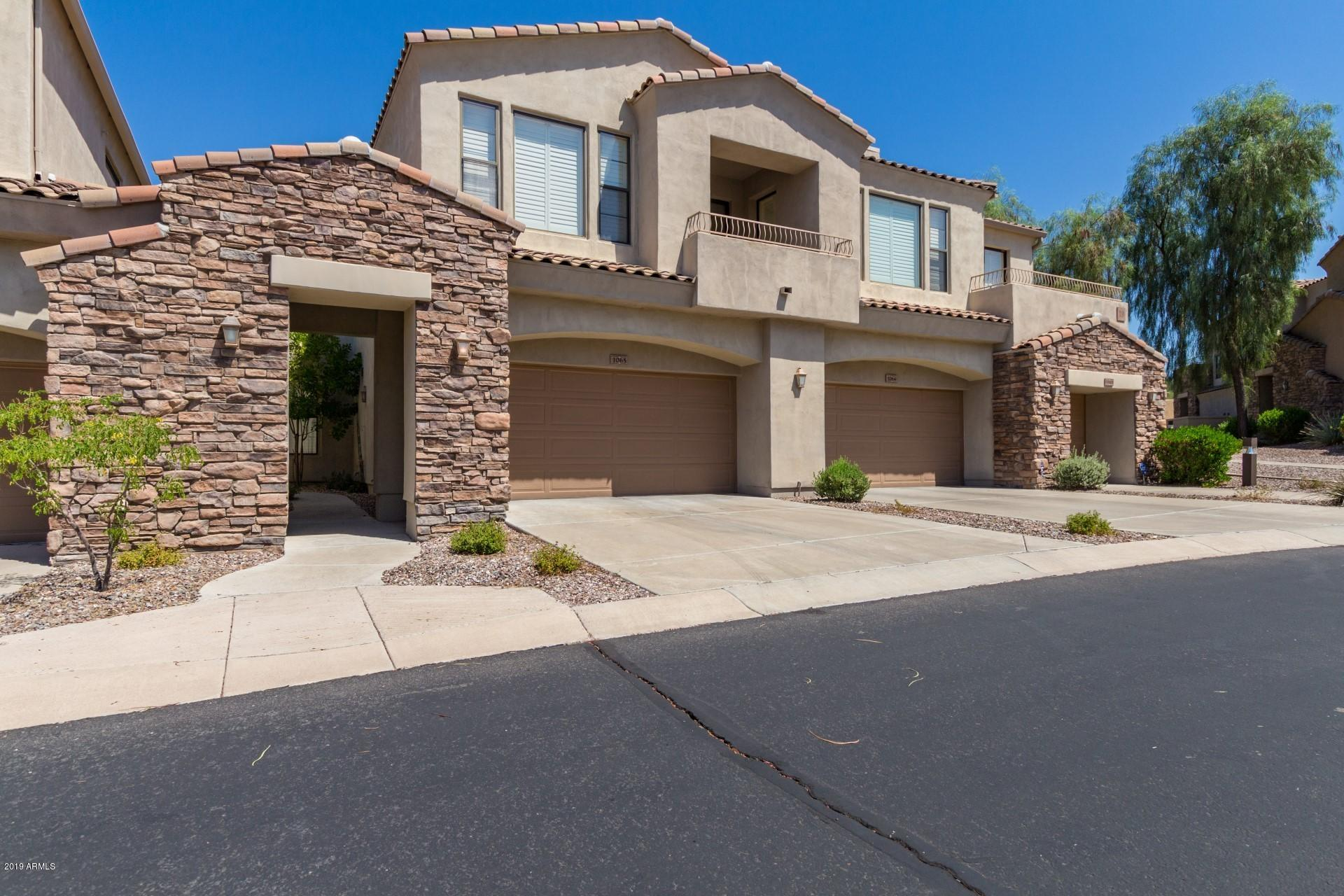 Photo of 7445 E EAGLE CREST Drive #1065, Mesa, AZ 85207