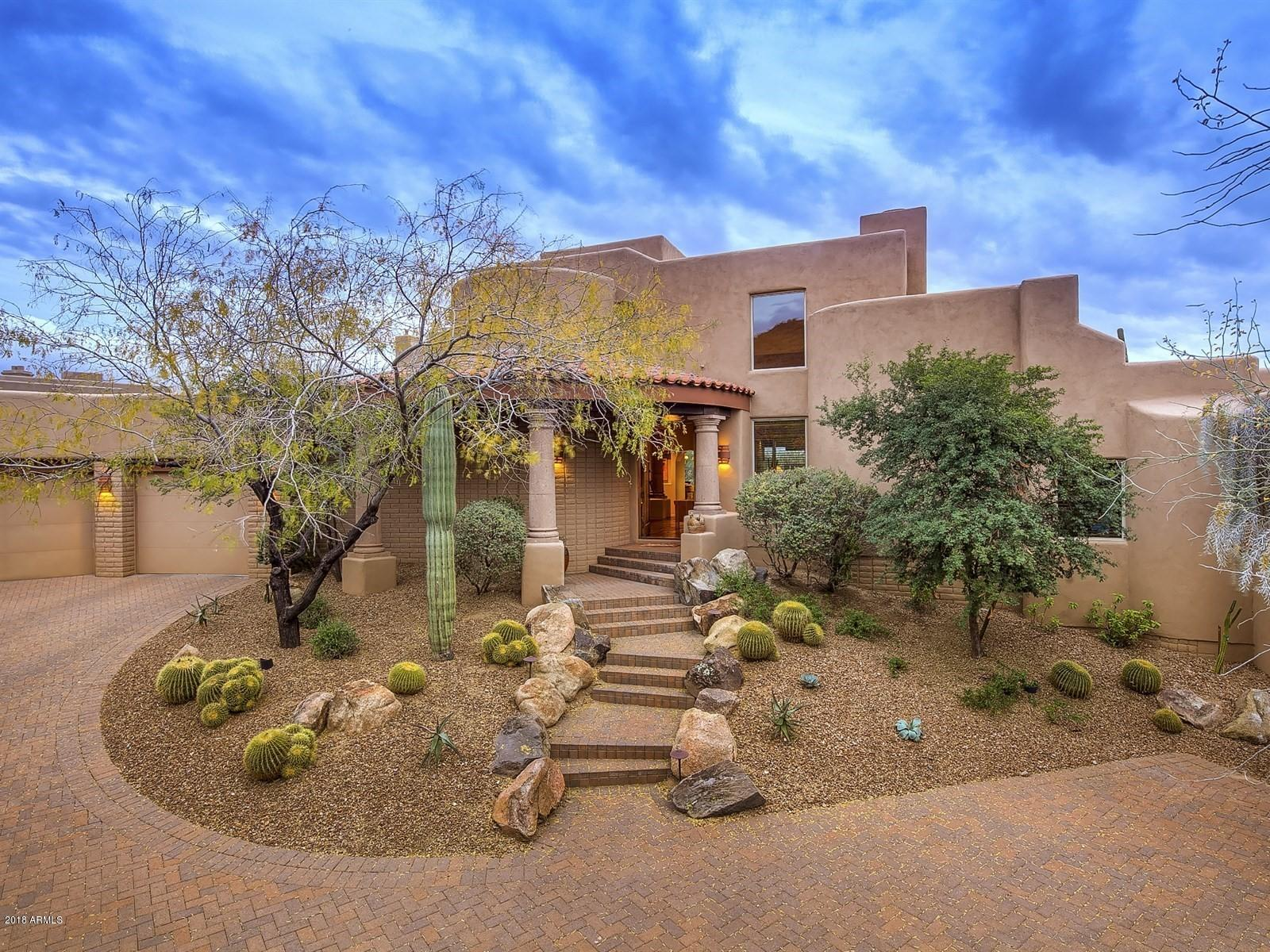 Photo of 9533 E COVEY Trail, Scottsdale, AZ 85262