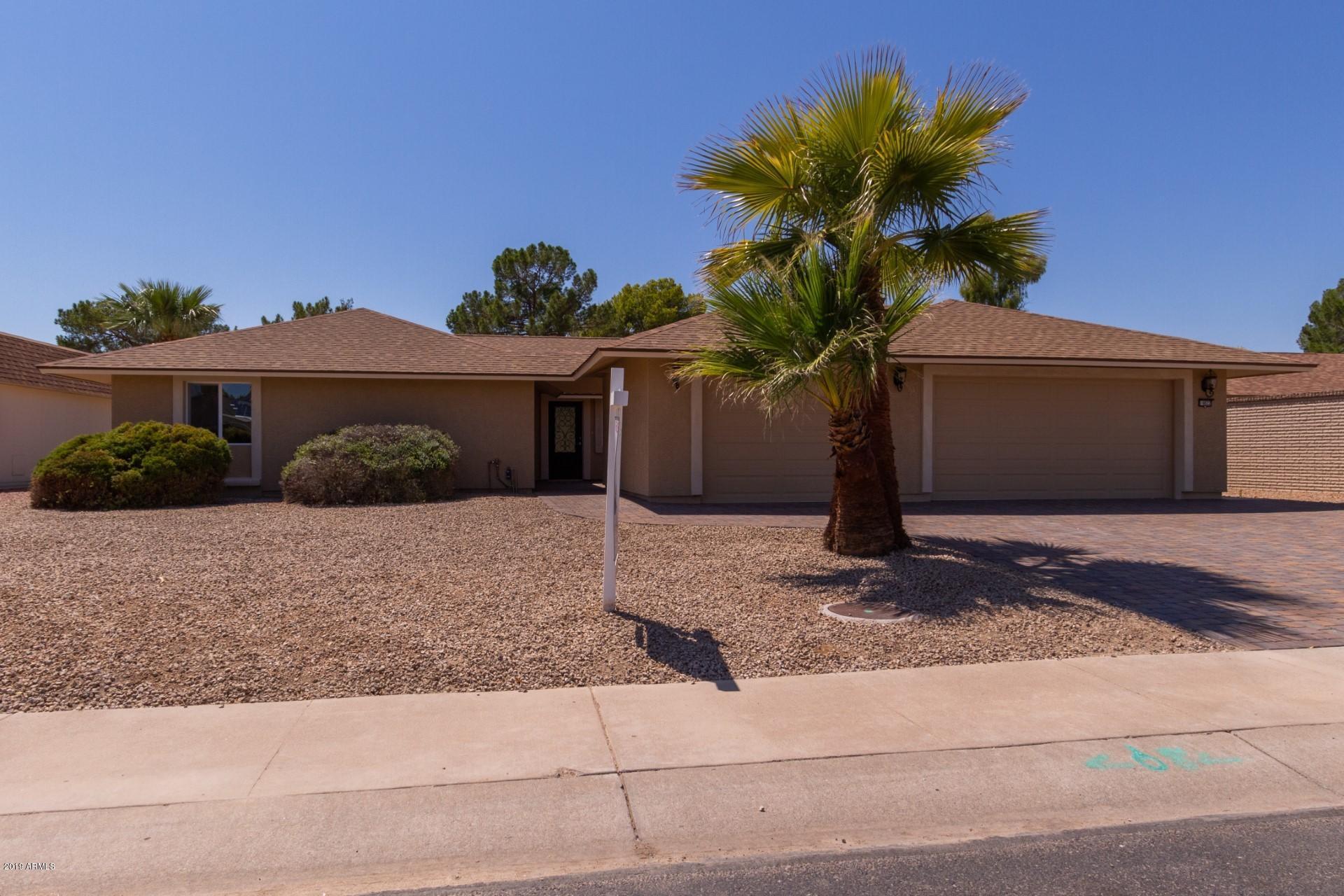 Photo of 19822 N PALO VERDE Drive, Sun City, AZ 85373