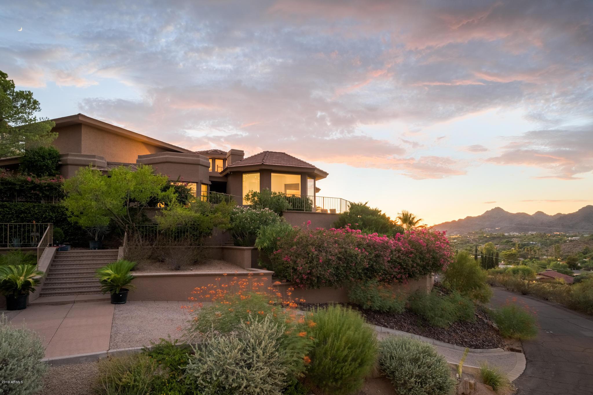 Photo of 5655 N CAMELBACK CANYON Drive, Phoenix, AZ 85018