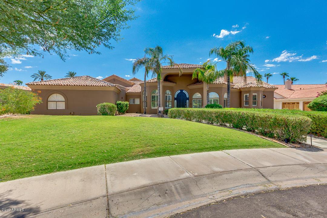 Photo of 11123 E PALOMINO Road, Scottsdale, AZ 85259