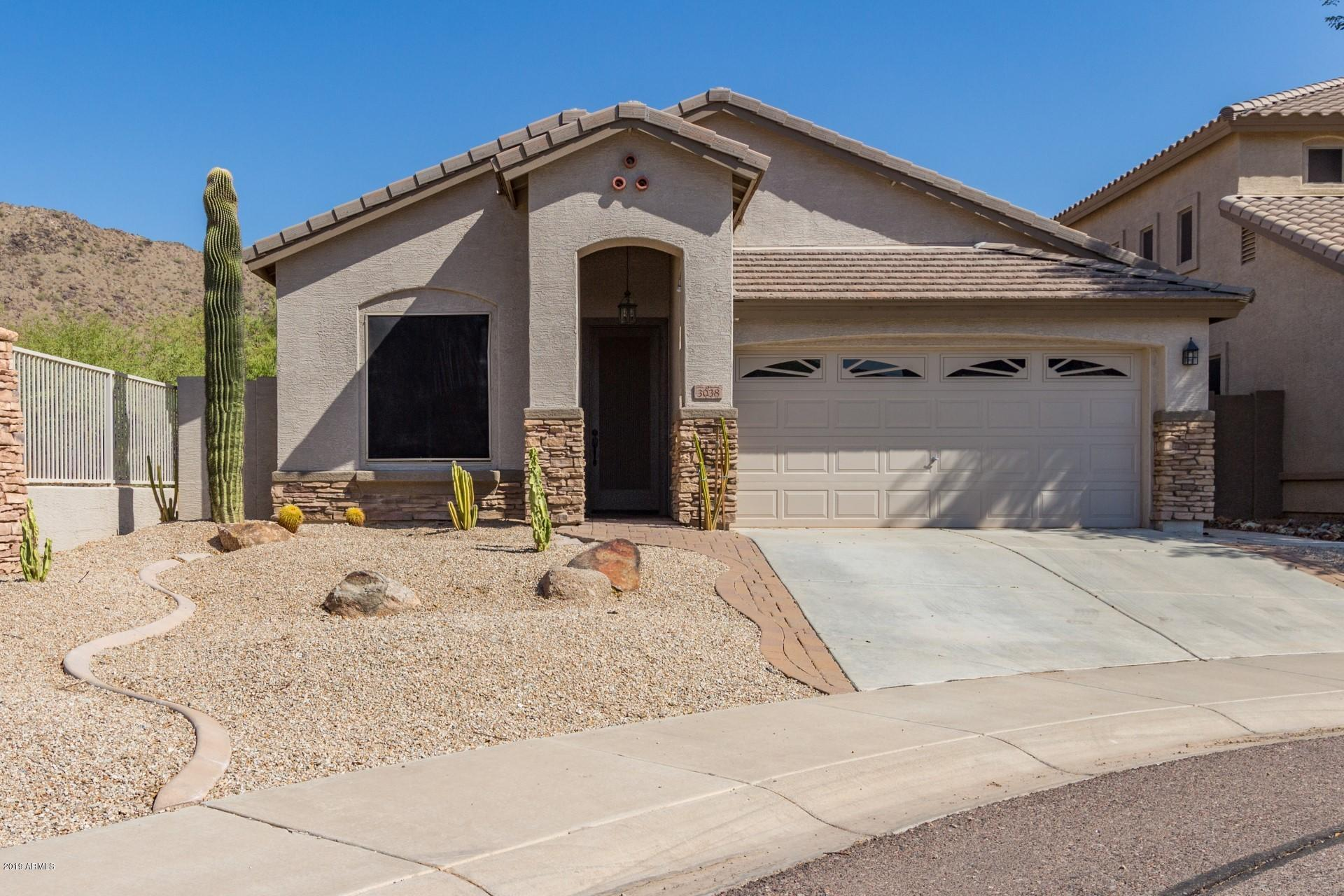 Photo of 3038 W WINDSONG Drive, Phoenix, AZ 85045