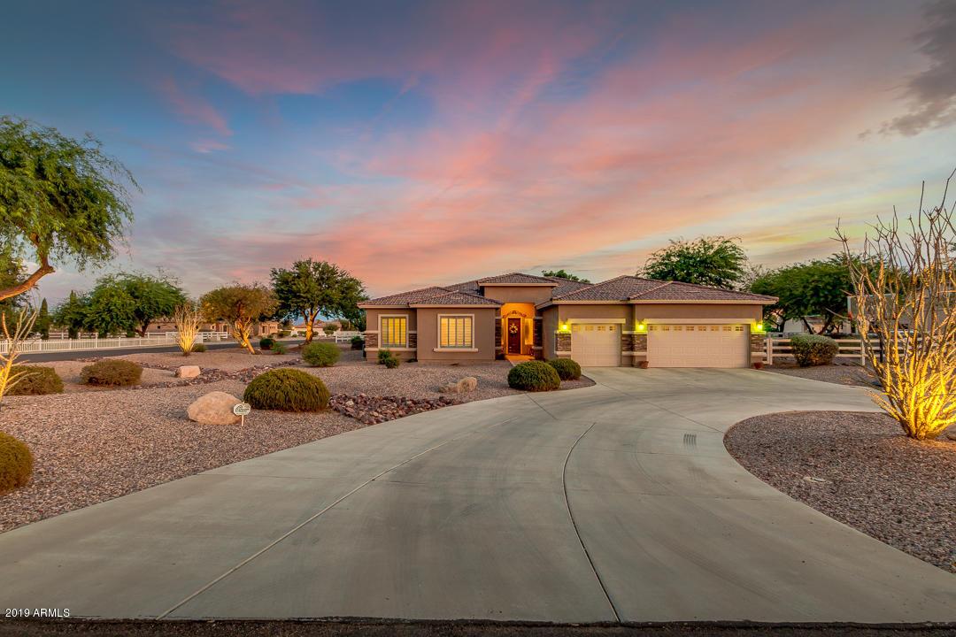 Photo of 17721 W STELLA Lane, Waddell, AZ 85355