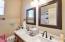 Bathroom #1 Dual Sinks