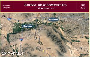 0 W Komatke Road, -, Goodyear, AZ 85338