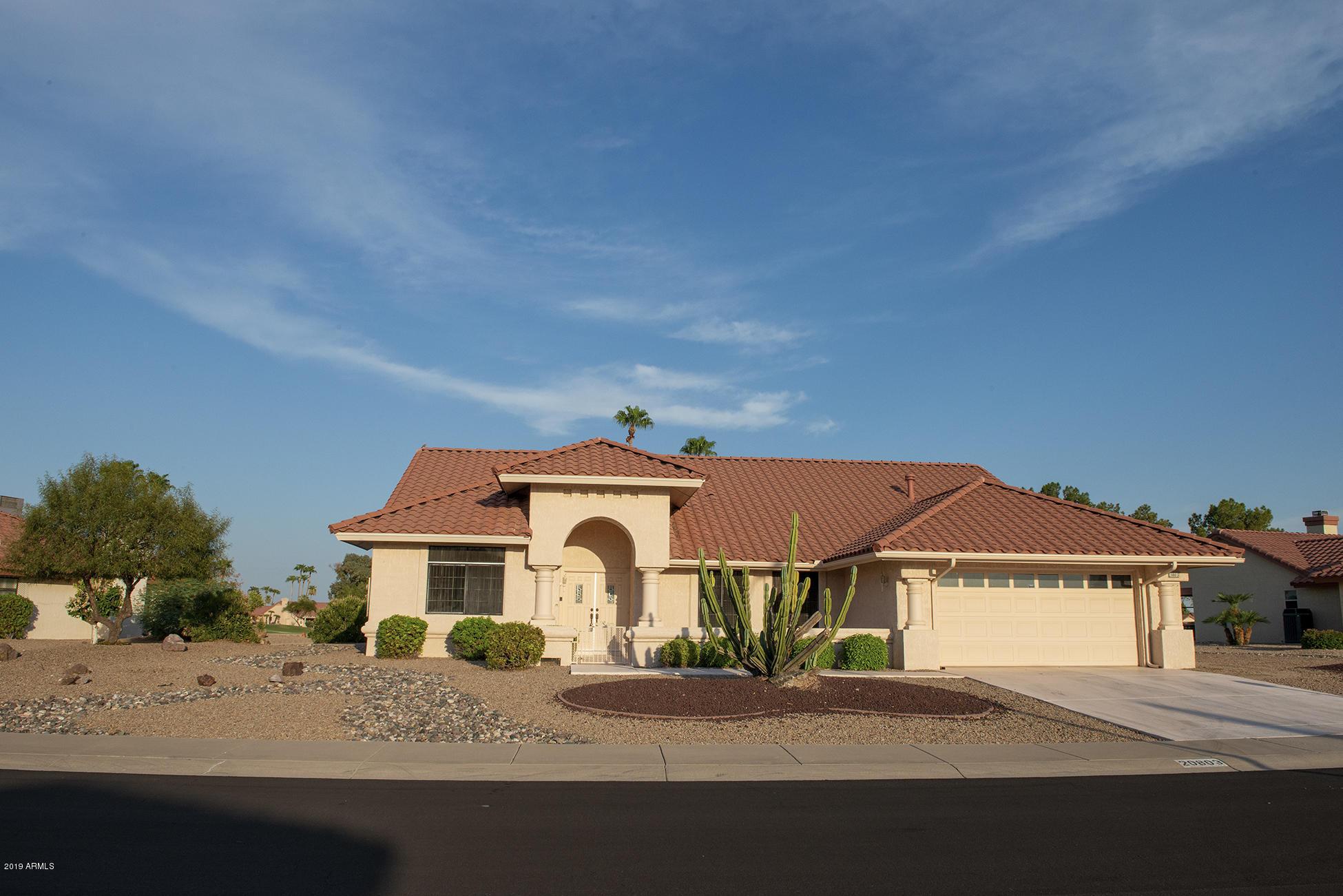 Photo of 20803 N DESERT GLEN Drive, Sun City West, AZ 85375