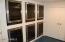 Basement wine cellar.