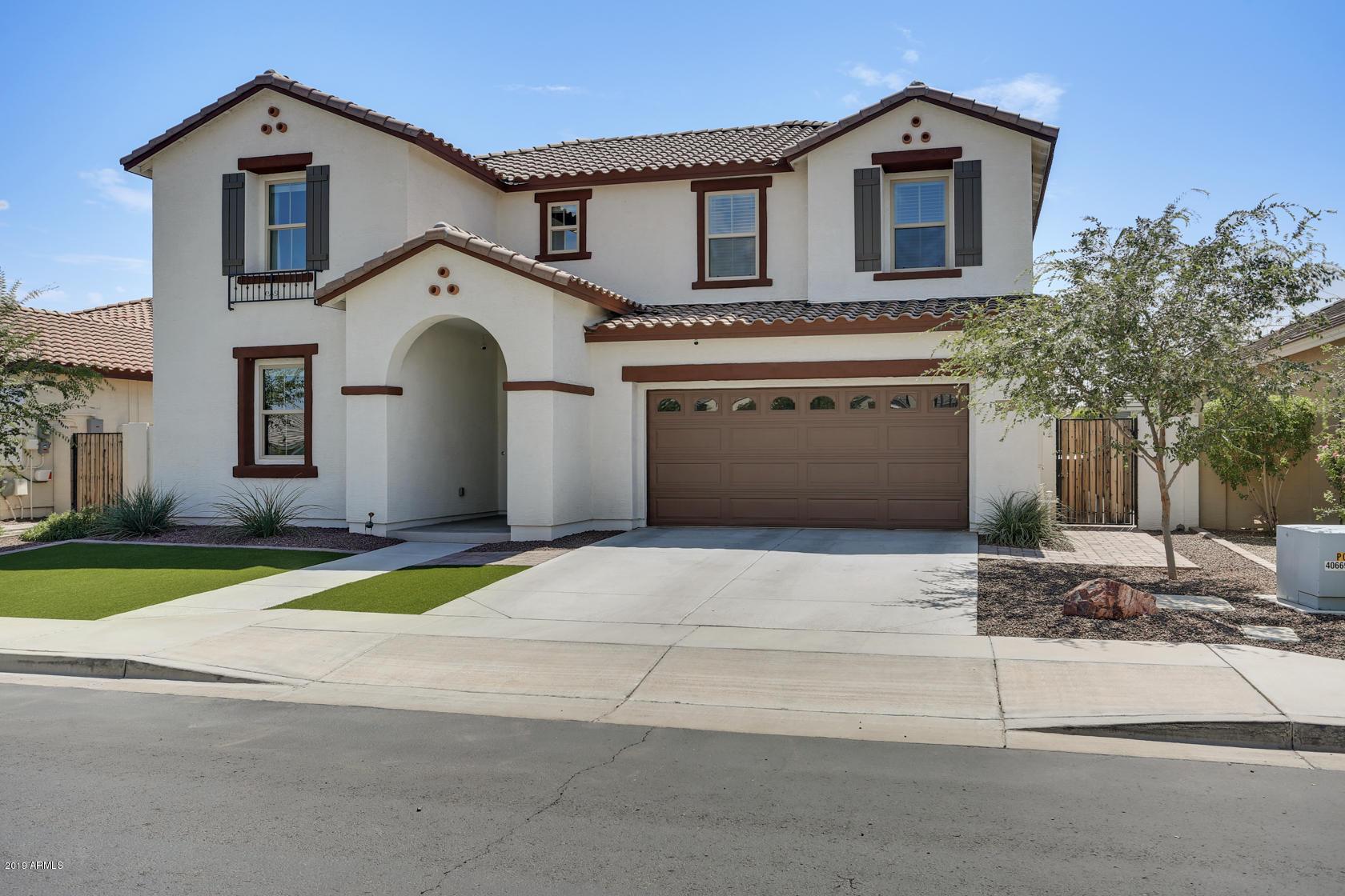Photo of 2849 E QUENTON Street, Mesa, AZ 85213