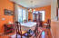 Formal dining available!