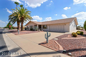 10701 W WILLOWBROOK Drive, Sun City, AZ 85373