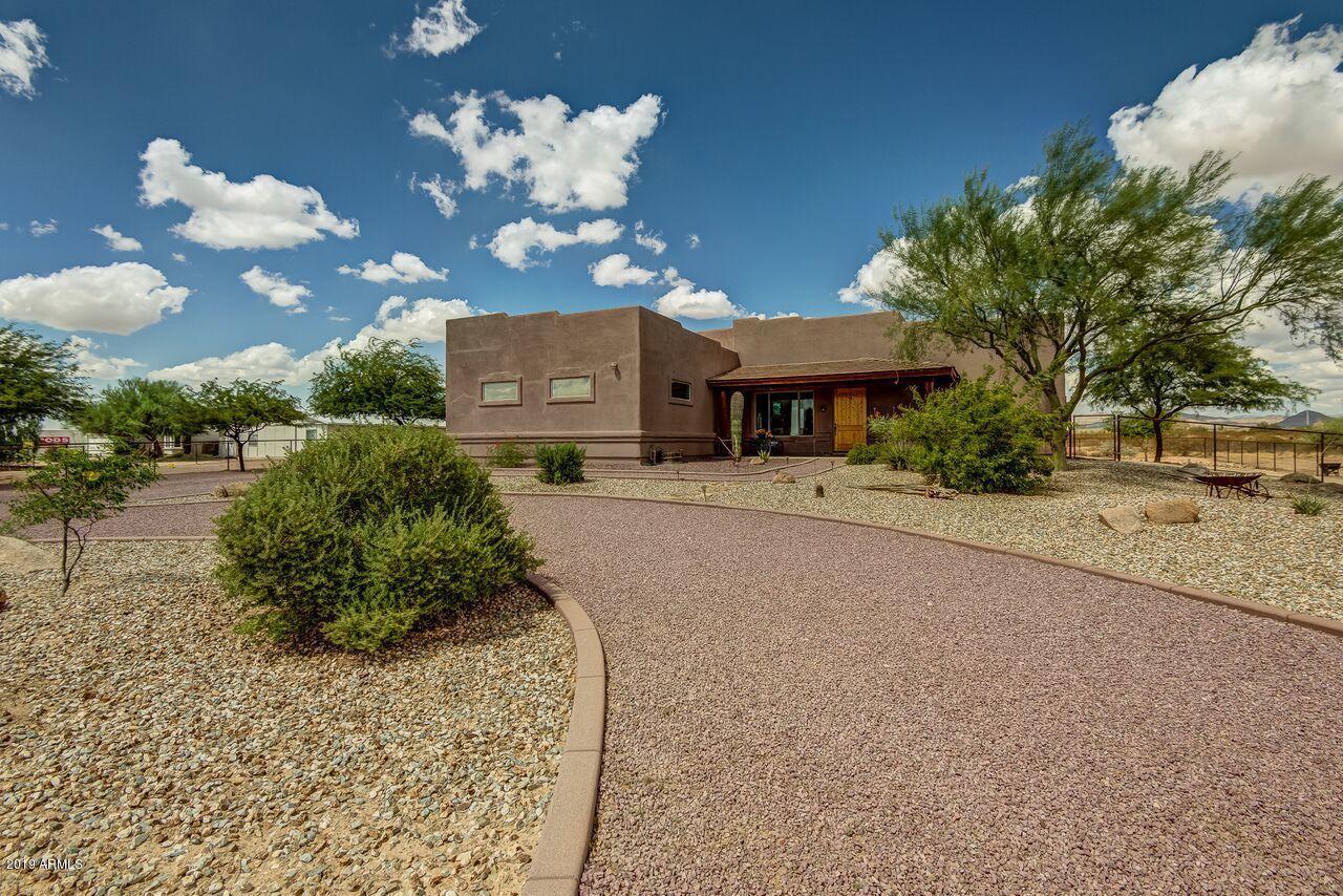 Photo of 21140 W CARAVAGGIO Lane, Wittmann, AZ 85361