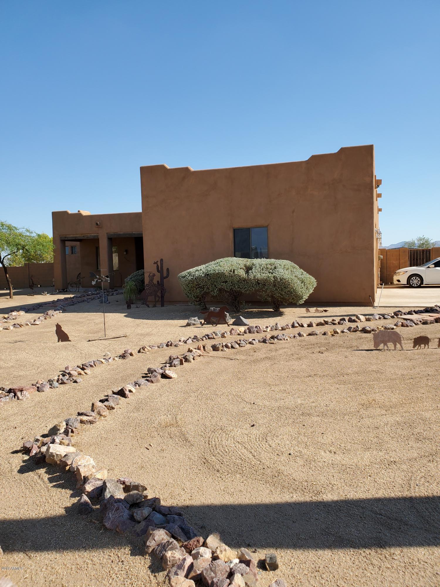 Photo of 22605 W Baker Drive, Wittmann, AZ 85361
