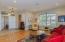 4731 E Spur Dr. - Living Room & Entry Way