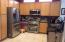 stainless gas oven/range