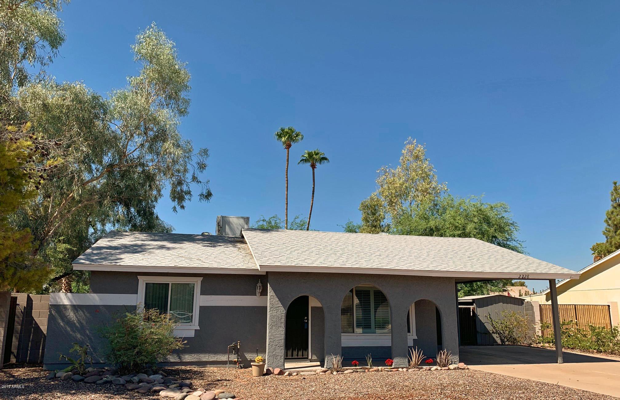 Photo of 2228 W PORTOBELLO Avenue, Mesa, AZ 85202