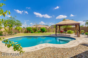 9731 N San Ricardo Court, Waddell, AZ 85355