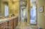 His/Her Toilet Rooms, Closets & Vanities