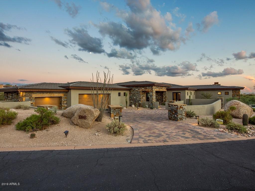 Photo of 10843 E PROSPECT POINT Drive, Scottsdale, AZ 85262
